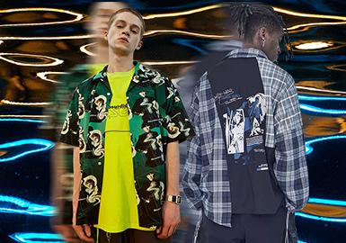 重塑街頭--男裝襯衫廓形趨勢
