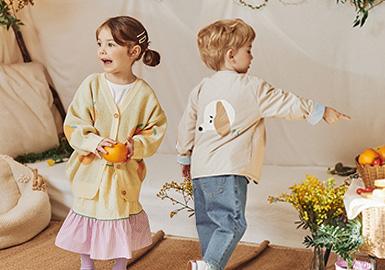 来自韩国的童装品牌Pranksome是一个以孩子们日常生活为灵感来源的童装品牌,以穿着的方便性为主旨,搭配手绘插画,满足舒适性和个性需求,打造醒目穿着效果。