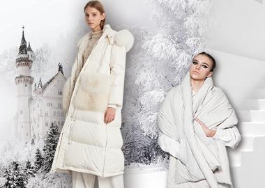 雪域故事--女裝棉羽絨色彩趨勢