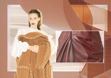 關鍵工藝細節--女裝皮衣皮草工藝趨勢