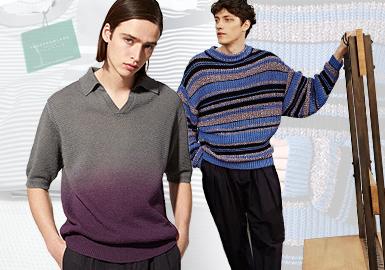 TOMORROWLAND成立于1978年,其男装系列TOMORROWLAND MEN于1987年宣布成立,并在日本青山开设第一家商店。经营范围从日常休闲服装到礼服,设计师喜爱从摇滚音乐和街头亚文化中汲取灵感,并且注重融入日本传统的设计理念,意在为男性提供新的优雅穿搭形式。
