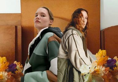 聚焦皮毛工艺--女装皮毛一体工艺趋势