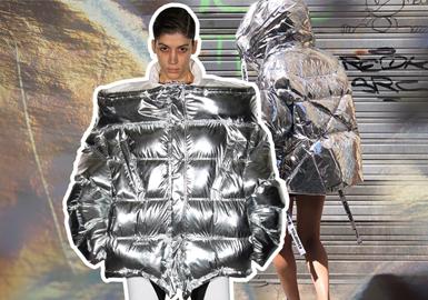 科技重塑--男女裝棉羽絨服面料趨勢