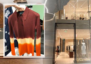 杭州各大商场已呈现往日热闹场景,这在5月的《夏天的味道--杭州女装零售市场综合分析》有具体介绍该市场状况。6月份我们再次进入杭州市场,大部分的春夏款开始进入打折季,早秋款开始陆续上新。本篇关注2020早秋零售市场毛衫款式,从中提炼重点毛衫细节、针法等工艺。