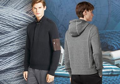 精致工艺、饱含匠人深情的手工产品,能带来的不只是慰藉身体的温暖,还有优雅考究的穿着感受,并唤起内心的喜悦之情。羊绒服装在具有出众保暖性的同时,触感软糯轻滑,穿着度高,在以Brunello Cucinelli、Zegna、Malo三个意大利品牌为代表的羊绒单品塑造中,推崇精湛的纱线辅以极简的细微设计,缔造天然之选的细腻产物,款式的呈现不一定个性张扬才是潮流,简约而低调才更受瞩目。