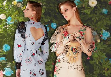 kloset成立于2001年,来自曼谷的时装设计师Mollika Ruangkritya,每一季都将旅行中的新鲜事物融入作品当中,Mollika说道:我的设计只为了那些热爱时尚的人。Kloset是泰国的三大可爱品牌之一,奇思妙想和趣味性的风格使得有众多的追随者。