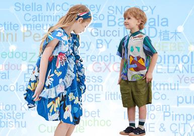 本篇主要针对2020年上半年度用户对童装品牌的关注数据进行整理,结合市场热度和话题性提炼出品牌热搜榜TOP20,并从元素、细节、单品等多个角度进行分析。