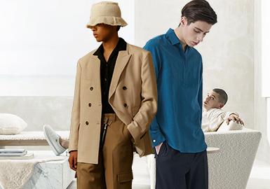 """注重简洁质感的韩国品牌,无论是颜色还是款式都凸显设计和质感的无限创意与亮眼表现。极简""""与""""克制""""是本次韩国设计师品牌设计的精髓,没有复杂的色彩,大多以低彩度的浅色为基调,以""""减法美学""""贯穿始终,看似简约的设计却有着不简单的设计细节,克制又充满源源不断的力量。考究的裁剪廓形和舒适的面料是当下风格的基础,而细节的突出为考究设计带来更精致的体验。"""