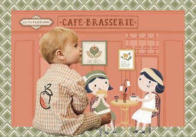 优雅下午茶--婴童主题企划