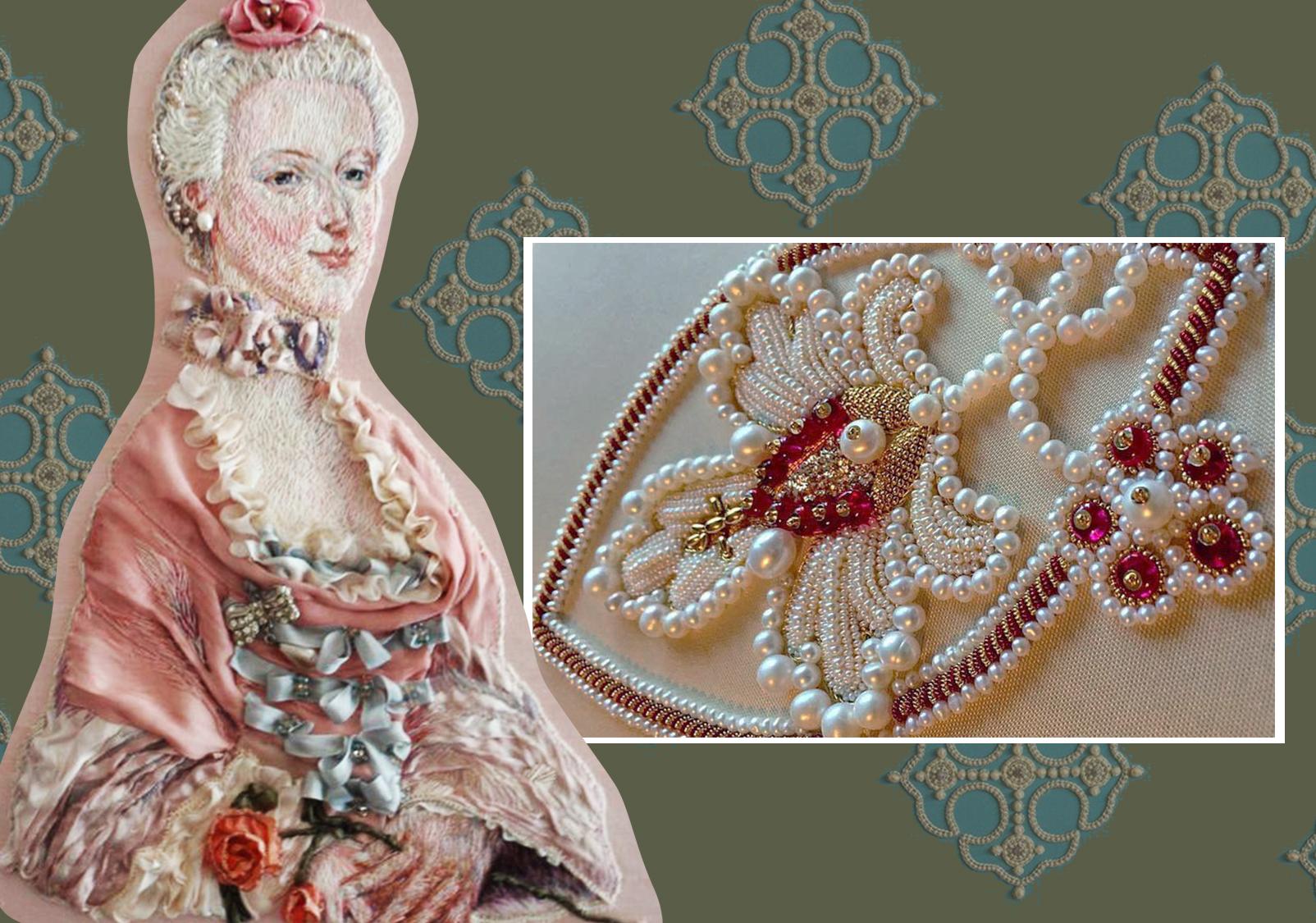 奢靡時代--女裝圖案工藝趨勢