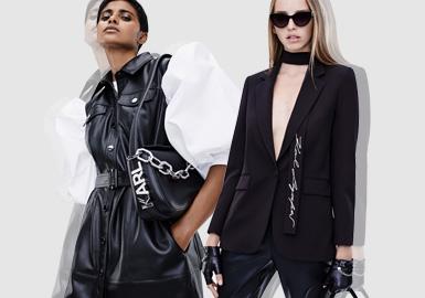 随着疫情之后2021春夏订货会整体以舒适百搭的单品为主,设计师们更注重细节的创新来提升服装的价值性。本篇报告对2021春夏订货会精选单品进行的分析,本季中连衣裙、衬衫、夹克具有大量占比,成为本季的重点单品,以注重舒适与易穿着呈现。