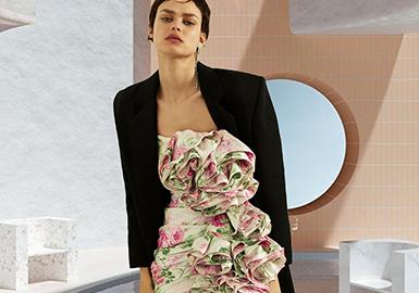 都市進階--女裝西裝廓形趨勢