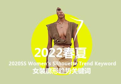 2022春夏女裝廓形趨勢關鍵詞