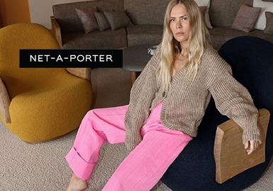 来自英国的全球著名女性时尚电商平台Net-A-Porter(波特女士),是全球最大的硬奢行家,最大的时尚与奢侈品电商,最大的在线与零售平台。2000年,由英国娜塔莉·马斯内(Natalie Massenet)创办,隶属于全球第二大奢侈品集团历峰集团旗下。