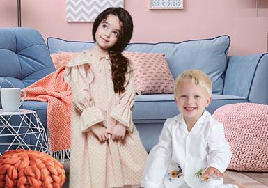 舒適居家--童裝家居服廓形趨勢