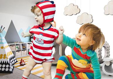 趣味活力--童装针织面料趋势
