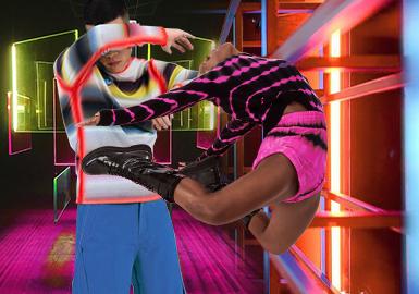 激进情绪--男女装针织面料色彩趋势预测