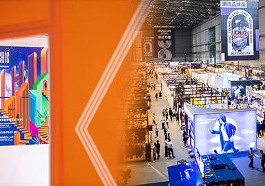 拥有28年历史,集商贸互联、渠道开拓、资源汇聚、国际合作、新品发布等多功能于一体的综合资源平台—中国国际服装服装服饰博览会(Chic),是亚洲地区最具规模与影响力的服装服饰专业品牌博览会。作为一个动态发展且与时尚圈密切结合的展会,本次2020秋季展充斥着疫情之后的市场活力,服装款式、图案辅料中都有新的发现。