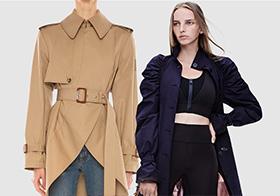 讲究实穿性是2021春夏订货会的主要选品方向,整体从单品占比来看,连衣裙和裤装的占比最大,但裤装的占比还是相对削弱,新一季更加注重上衣的开发和精选。细节上偏重于浪漫的蕾丝拼接以及版型的变化,可重点关注新一季的版型裁剪以及元素拼接手法以细节工艺的处理。