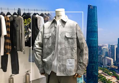 本篇报告重点分析了广州批发市场11月份的市场资料,广州男装以UUS、红棉、站西等市场为主。整体风格以时尚休闲,运动休闲为主,单品上本期羽绒服占有较大比例,卫衣、裤装等全季节单品也在持续更新,廓形结构在外套中的设计应用有明显变化,可作为重点关注对象。
