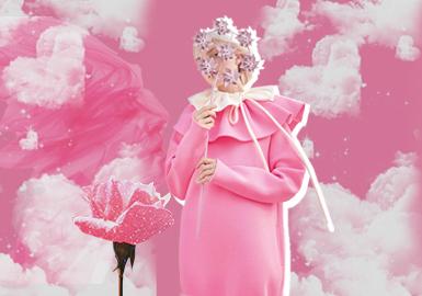 玫瑰城堡--女装色彩趋势