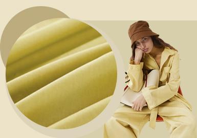 闲适居家--男女装棉纺面料趋势