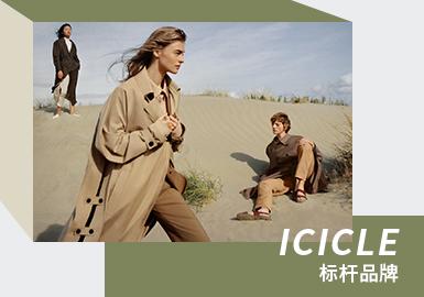 """之禾集团创立于1997年,总部位于上海,作为高品质天然服饰品牌的运营公司,旗下拥有ICICLE之禾、SILEX等品牌,以及2018年收购的法国知名品牌CARVEN卡纷。品牌理念:""""自然万物之一"""",从大自然中精选高品质的原料,摒弃多于设计,展示天然之美。在众多的中国服装品牌中,之禾是首批提出""""环保时尚""""或者""""慢时尚""""理念的服装品牌。而环保时尚也将是之禾未来规划的发展方向。近年来,之禾集团确实在国际市场布局上动作频频。2013年,在巴黎开设了巴黎子公司 ICICLE PARIS MODE 和之禾巴黎设计中心。2019年,在巴黎乔治五世大街开了首家海外旗舰店,据官方消息称2021年将开设巴黎第二家门店。同时集团也考虑2021年中在巴黎香榭丽舍大街开设首家Carven(卡纷)旗舰店。"""