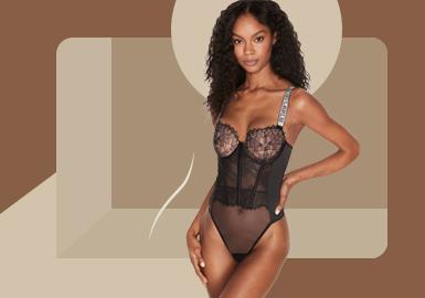 束身时尚--女装内衣廓形趋势