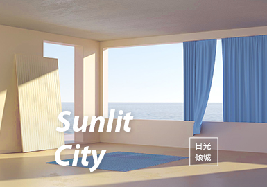 日光倾城--2022春夏男装主题面料趋势