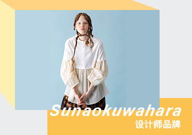 Sunaokuwahara是设计师Sunao Kuwahara个人名字命名的日本品牌。