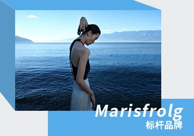 Marisfrolg(玛丝菲尔) 是玛丝菲尔时尚集团的主力品牌,已有27年历史,且目前在海内外开设了700多家门店。总部位于深圳,占地面积49,800m2,建筑面积达115,000m2, 由新西兰国宝级建筑设计师主持设计,经13年精雕细琢将成为多功能创意园区。主线下分为:经典优雅系列 CLASSIC ELEGANCE、都市通勤系列 CITY COMMUTING、轻礼系列 COCKTAIL DRESSES、环保系列  ECO-Marisfrolg等。副线品牌有:年轻时尚创意品牌Marisfrolg.SU、新都市女装AUM,独立设计师品牌ZHUCHONGYUN分别在天猫官网售卖。