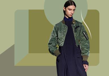 实用冬日的格调--女装棉/羽绒服廓形趋势