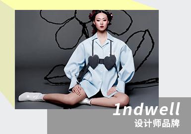 1ndwell成立于2020年, 由毕业于伦敦马丁学院服装设计及形象设计专业的王一一担任设计师,还有追求一种没有时间感的穿衣哲学具有20年资深买手经验的MBVB共同创立。她将自己对时间和生活的感知融入在1ndwell的设计理念中。