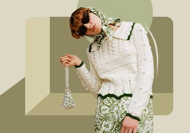 法式优雅--女装毛衫廓形趋势
